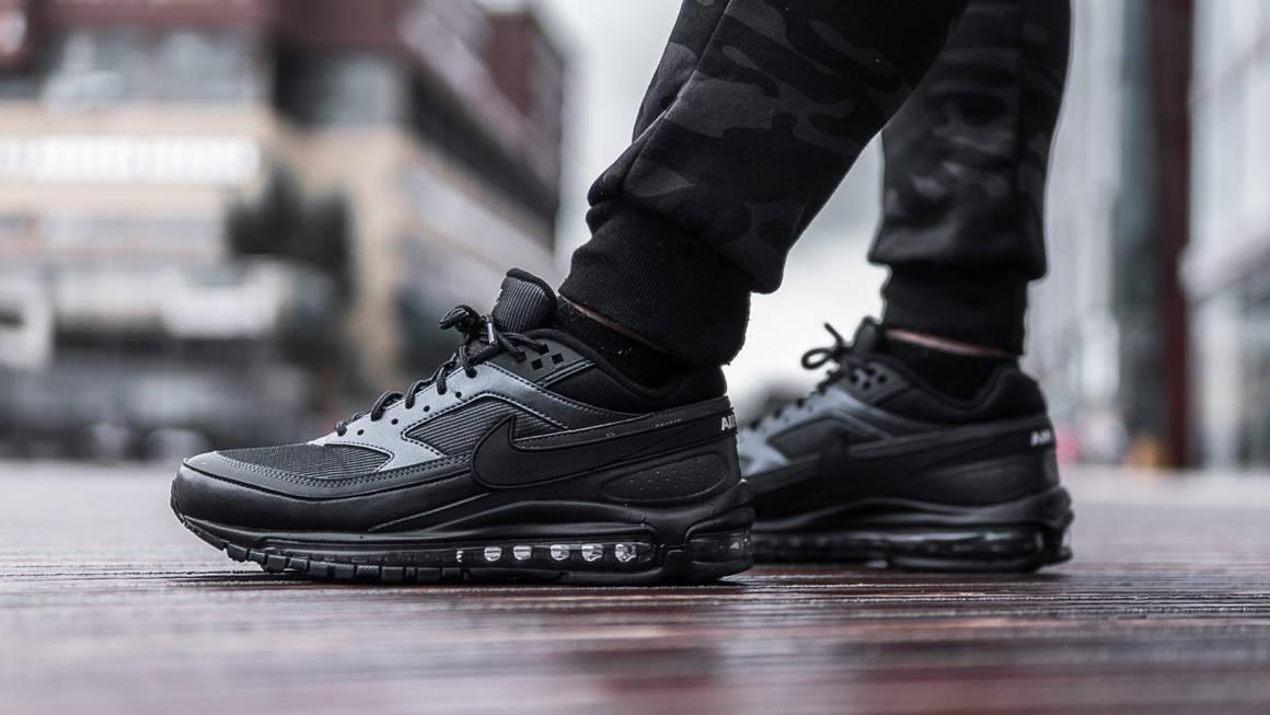 Nike Air Max 97/BW Triple Black