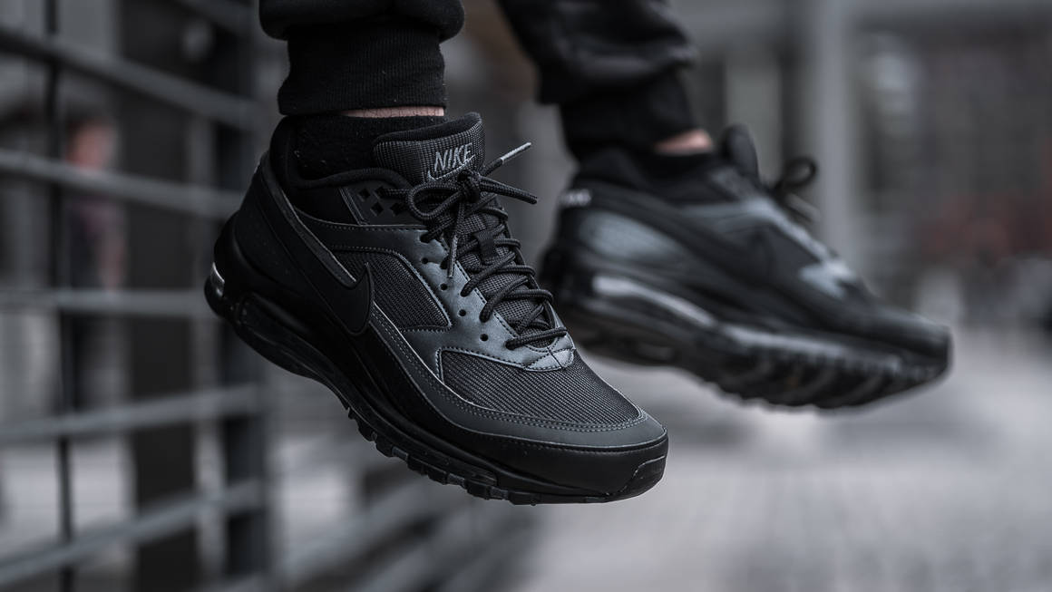 Cintura Mal funcionamiento Violar  Take An On Foot Look At The Nike Air Max 97/BW Triple Black | The Sole  Supplier
