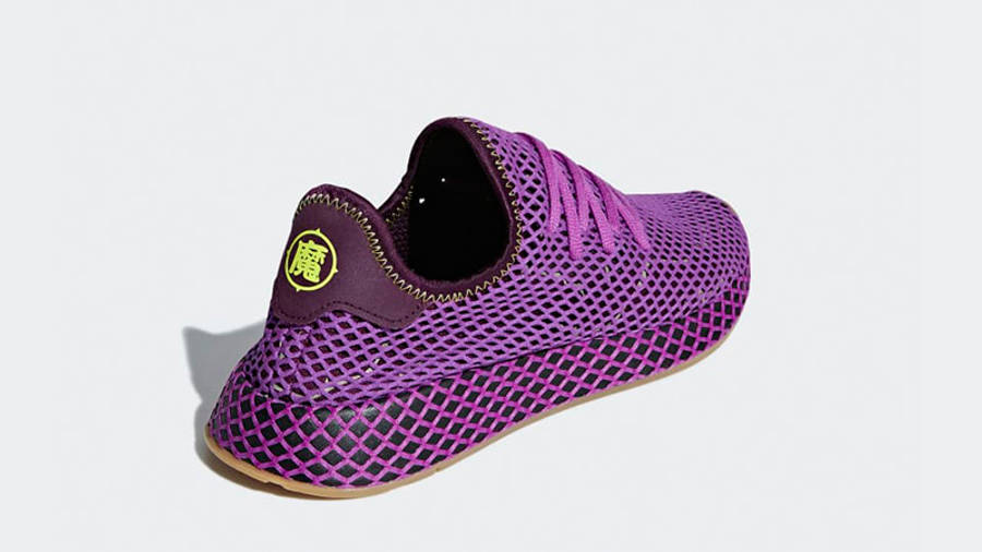Dragon Ball Z x adidas Deerupt Cell Saga Pack Purple   Where To ...