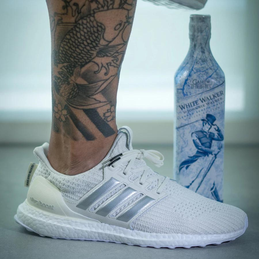 A Closer Look At The Game Of Thrones x adidas Ultra Boost