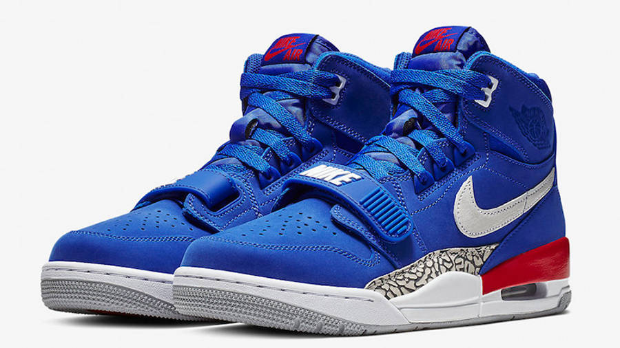 Jordan Legacy 312 Blue White   Where To