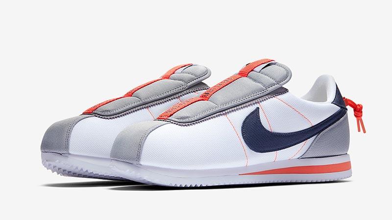 Ahuyentar repertorio Digno  Kendrick Lamar x Nike Cortez Basic Slip White | Where To Buy | AV2950-100 |  The Sole Supplier