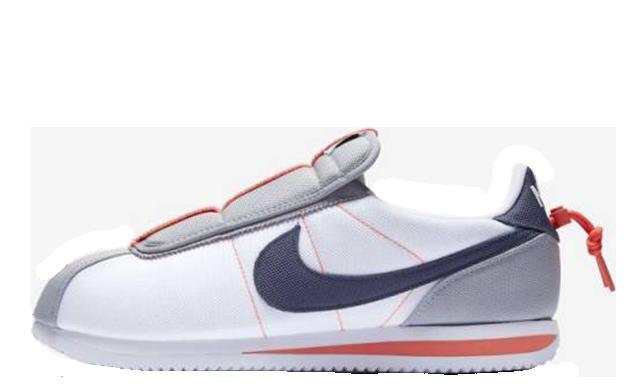 Kendrick Lamar x Nike Cortez Basic Slip White AV2950-100