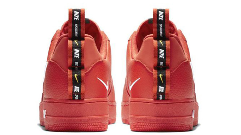Nike Air Force 1 Low Utility Red AJ7747 800