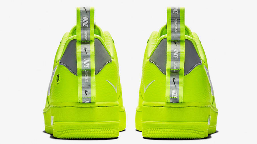 Nike Air Force 1 Utility Volt | Where To Buy | AJ7747-700 | The ...