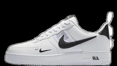 Nike Air Force 1 Utility White   Where To Buy   AJ7747-100   The ...