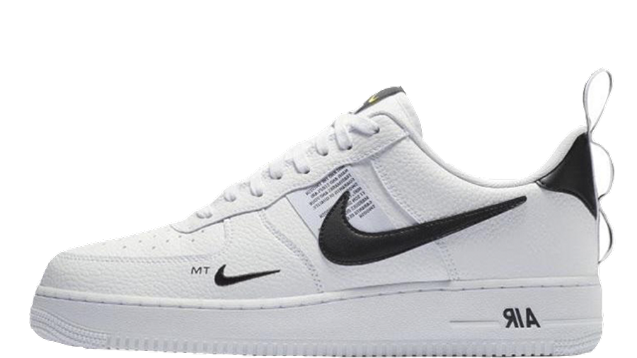 Nike Air Force 1 Utility White | Where To Buy | AJ7747-100 | The ...