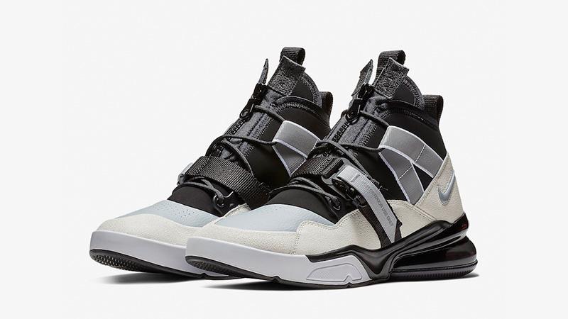 Nike Air Force 270 Black White