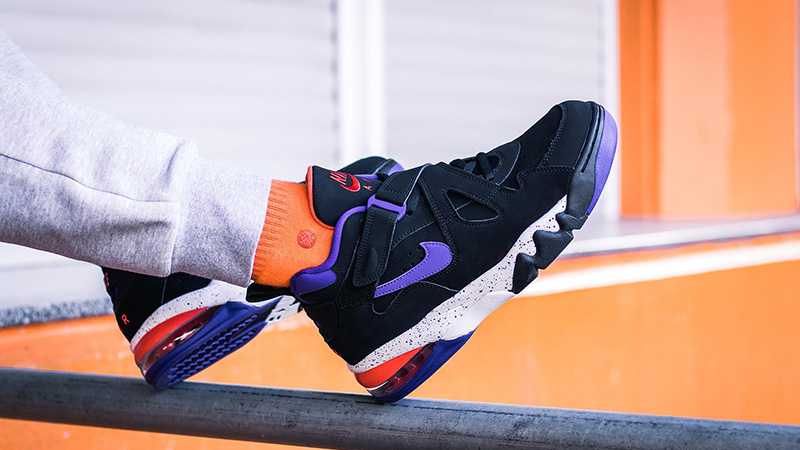 Nike Air Force Max CB AJ7922 002 Suns Release Info