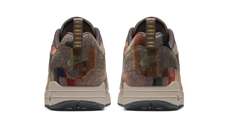 Nike Air Max 1 Pendleton iD Multi