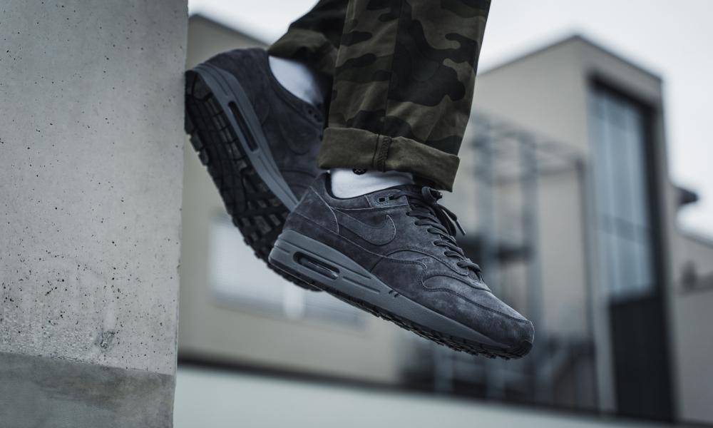 Nike Air Max 1 Premium Grey | Where To
