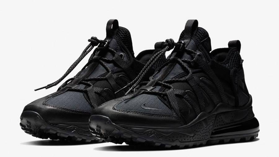 Nike Air Max 270 Bowfin Black | Where