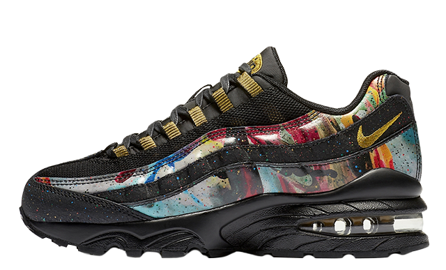 classic buy online huge inventory Nike Air Max 95 Caribana Black - Where To Buy - AT6158-001 | The ...