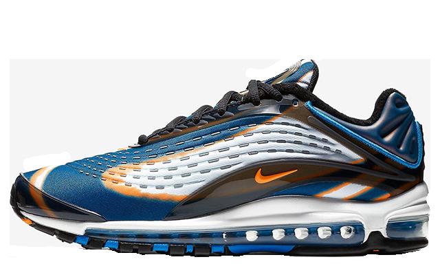 Nike Air Max Deluxe Thunder Blue AJ7831-002
