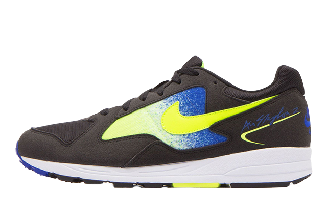 Nike Air Skylon II Black Volt