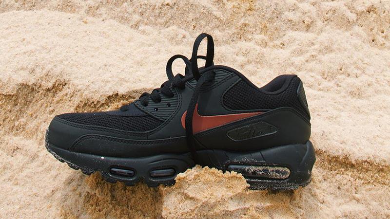 Nike x Patta Air Max 90/95 Black