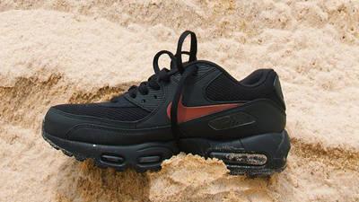 Nike x Patta Air Max 90/95 Black | Where To Buy | TBC | The Sole ...