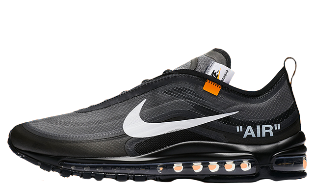 Off-White x Nike Air Max 97 Black AJ4585-001