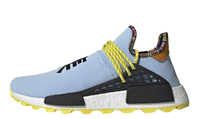 Pharrell x adidas Hu NMD Inspiration Pack Blue Black EE7581