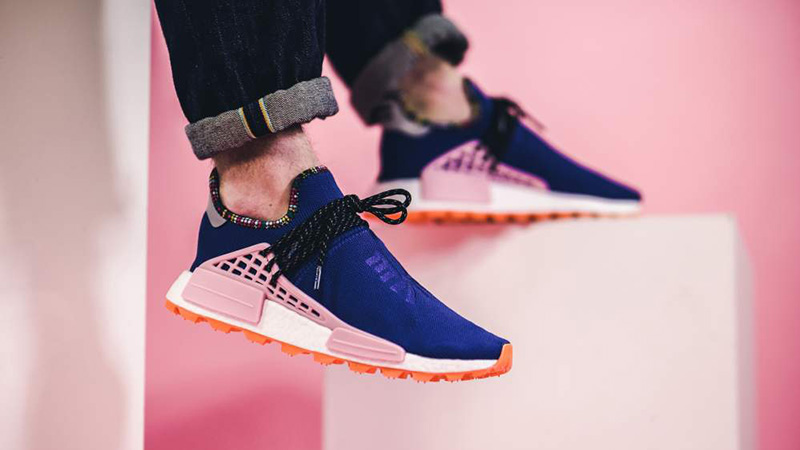 Pharrell X Adidas Hu Nmd Inspiration Pack Blue Pink Where To Buy