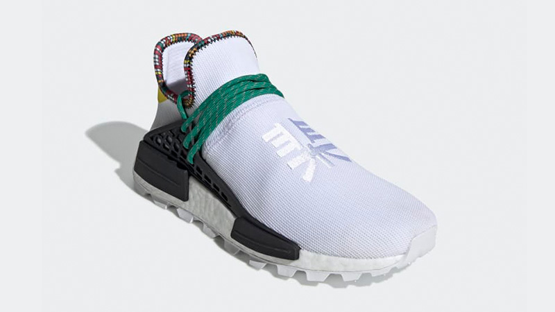 adidas pharrell nmd white