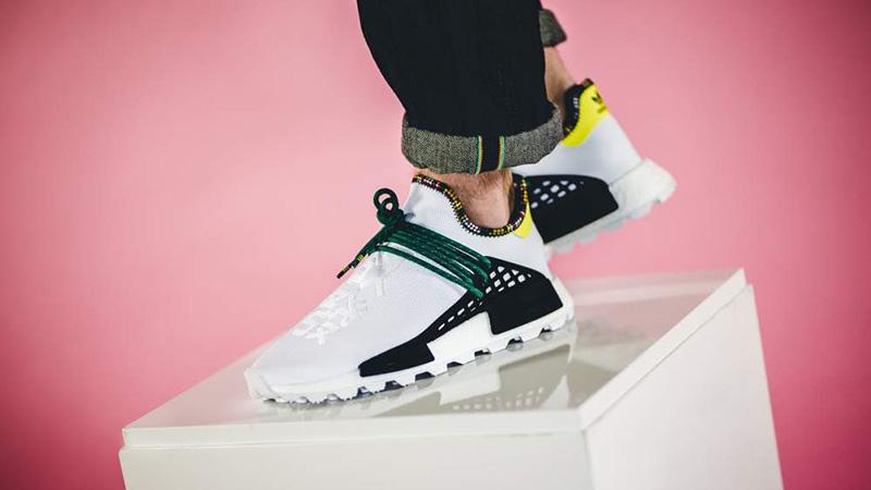 Pharrell x adidas Hu NMD Inspiration