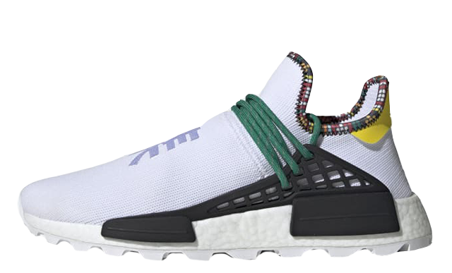 Pharrell x adidas Hu NMD Inspiration Pack White