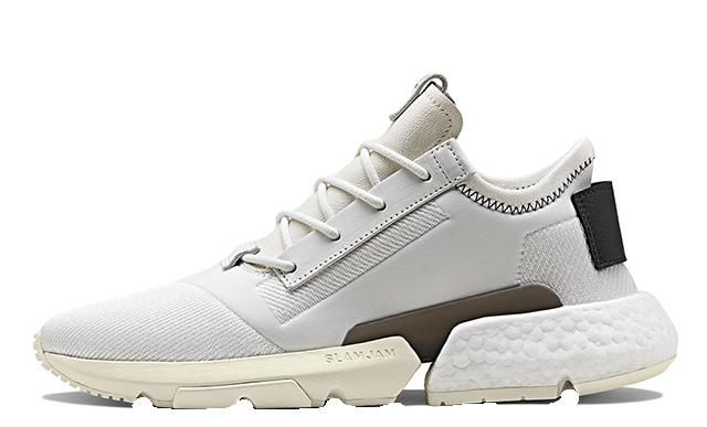 Slam Jam x adidas POD S31 White