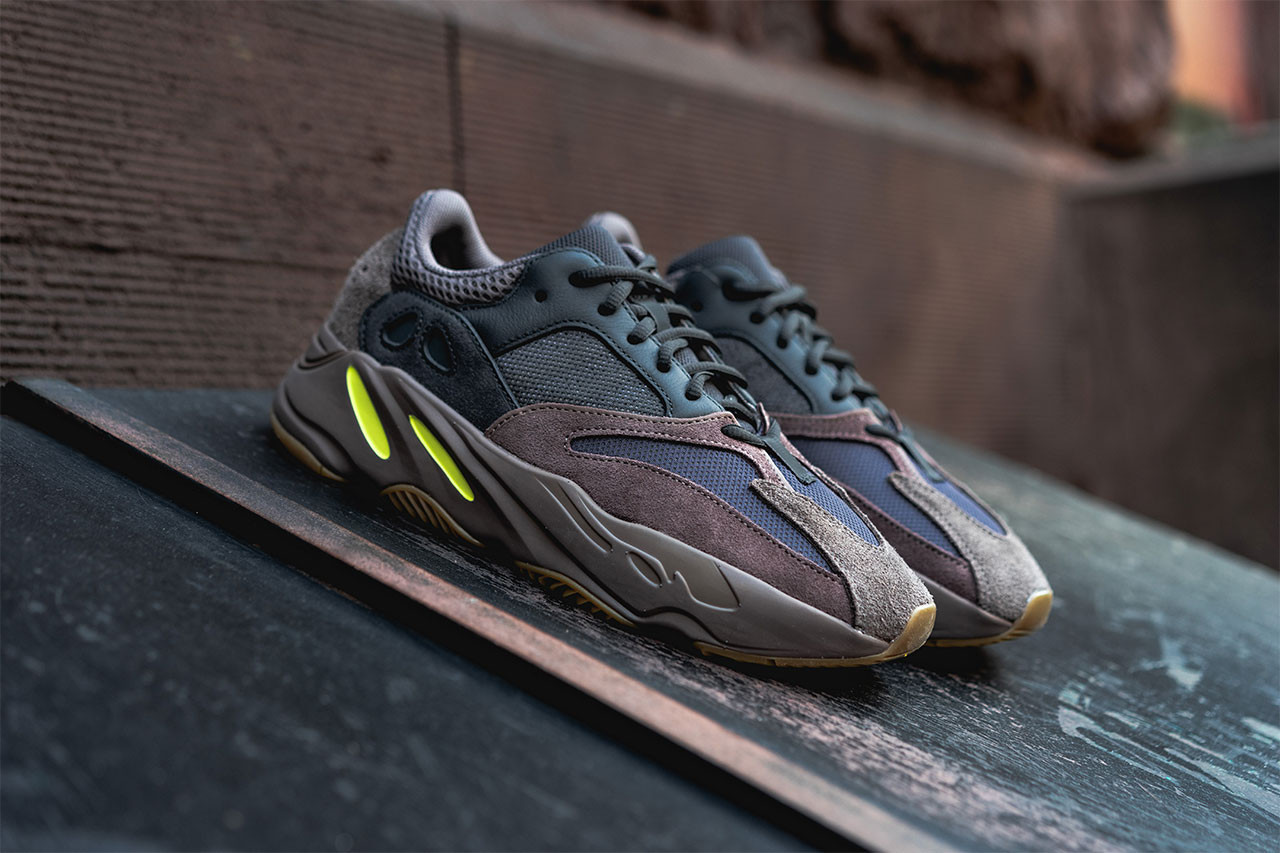 Stock Numbers For The adidas YEEZY 700