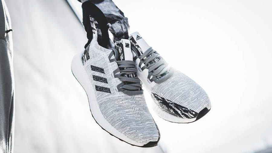 Undefeated x adidas Pure Boost Go Multi