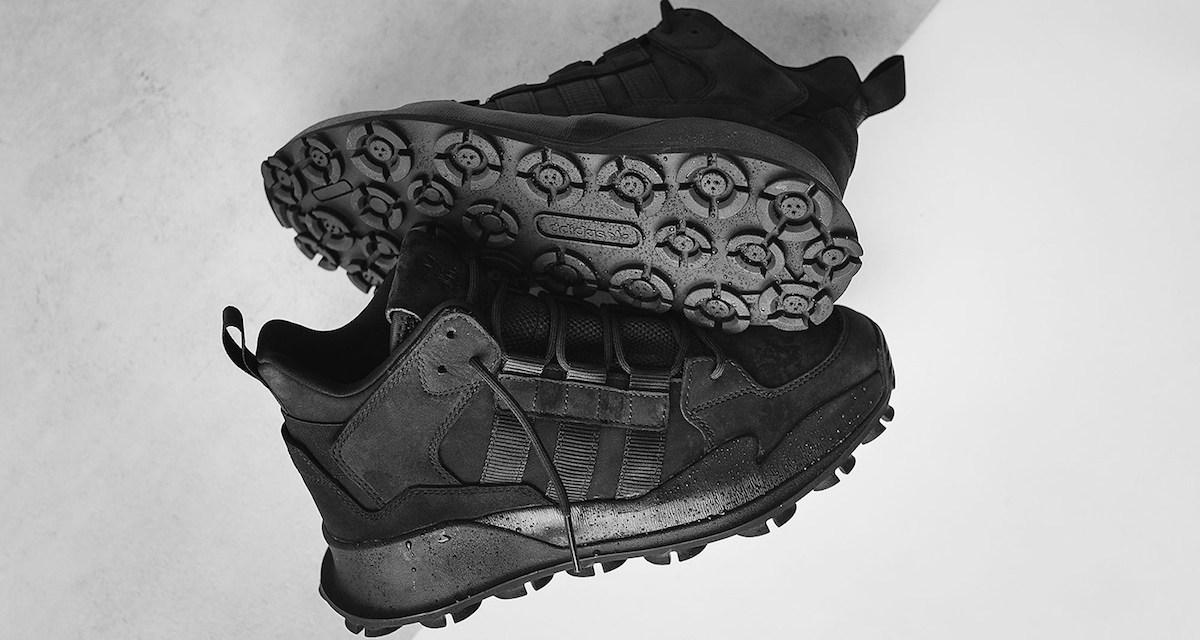 adidas Originals Preps For Autumn With The F/1.3 LE 'Triple Black'
