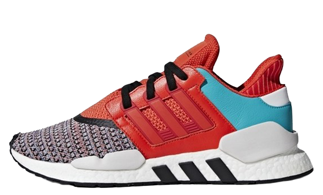 adidas EQT Support 91/18 Orange White D97049