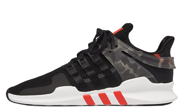 adidas EQT Support ADV Black White AQ1043