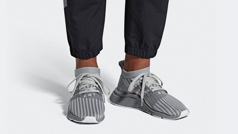adidas EQT Support Mid Adv Primeknit Grey