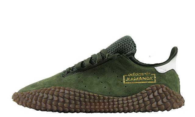 adidas Kamanda Green B96521