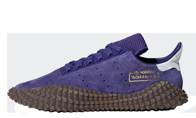 adidas Kamanda Purple AQ1226