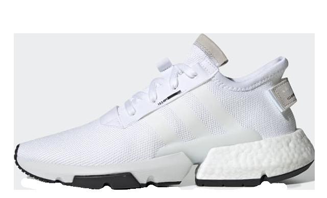 adidas P.O.D. S3.1 White | B37367