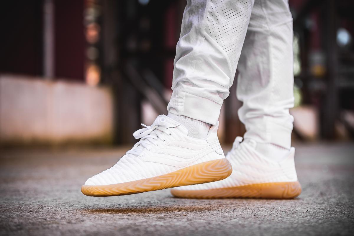 adidas Sobakov Boost low top sneakers White | Sneakers