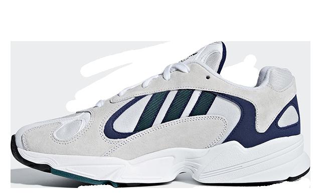 adidas Yung 1 White Blue G27031