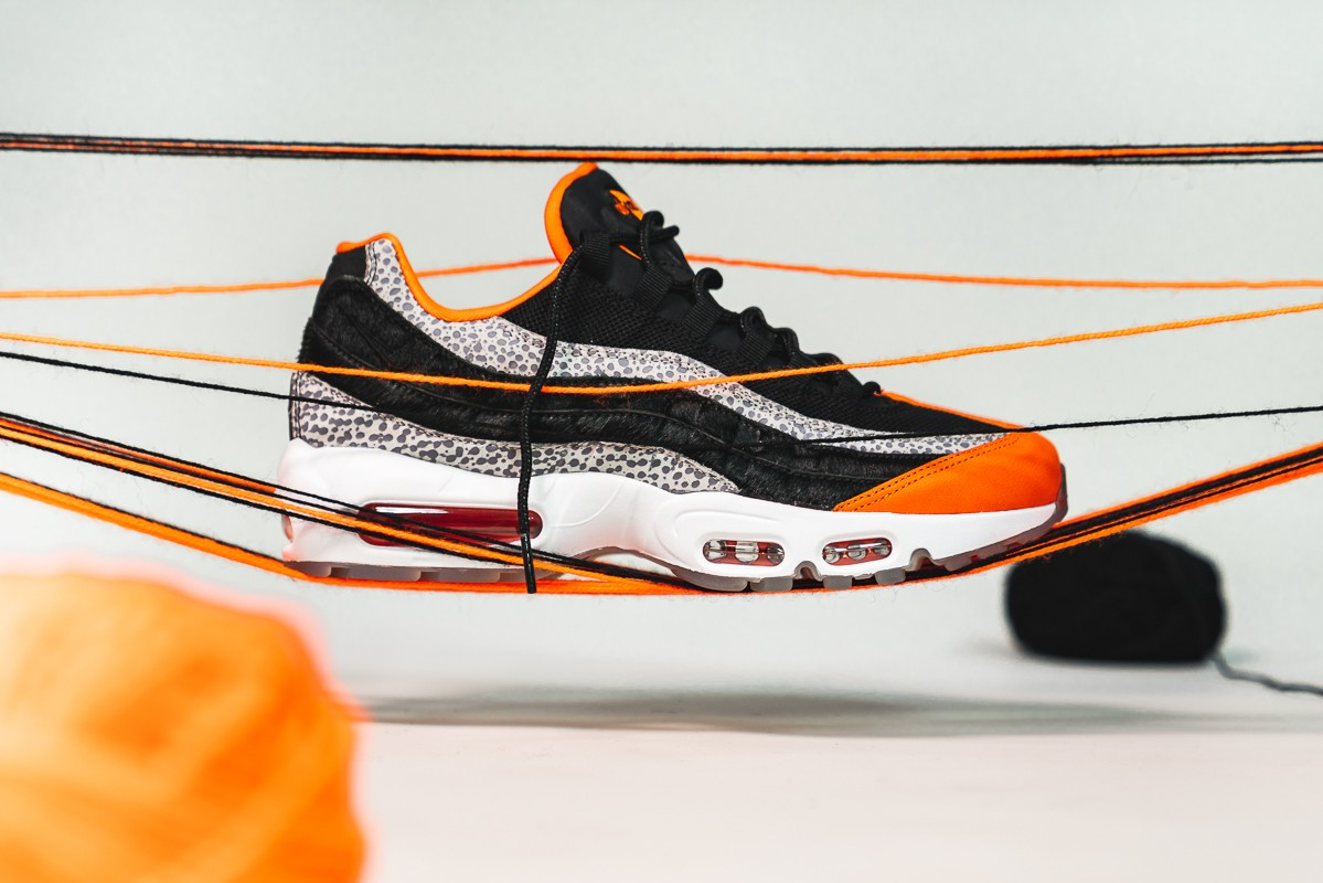 You Need The Nike Air Max 95 'Safari