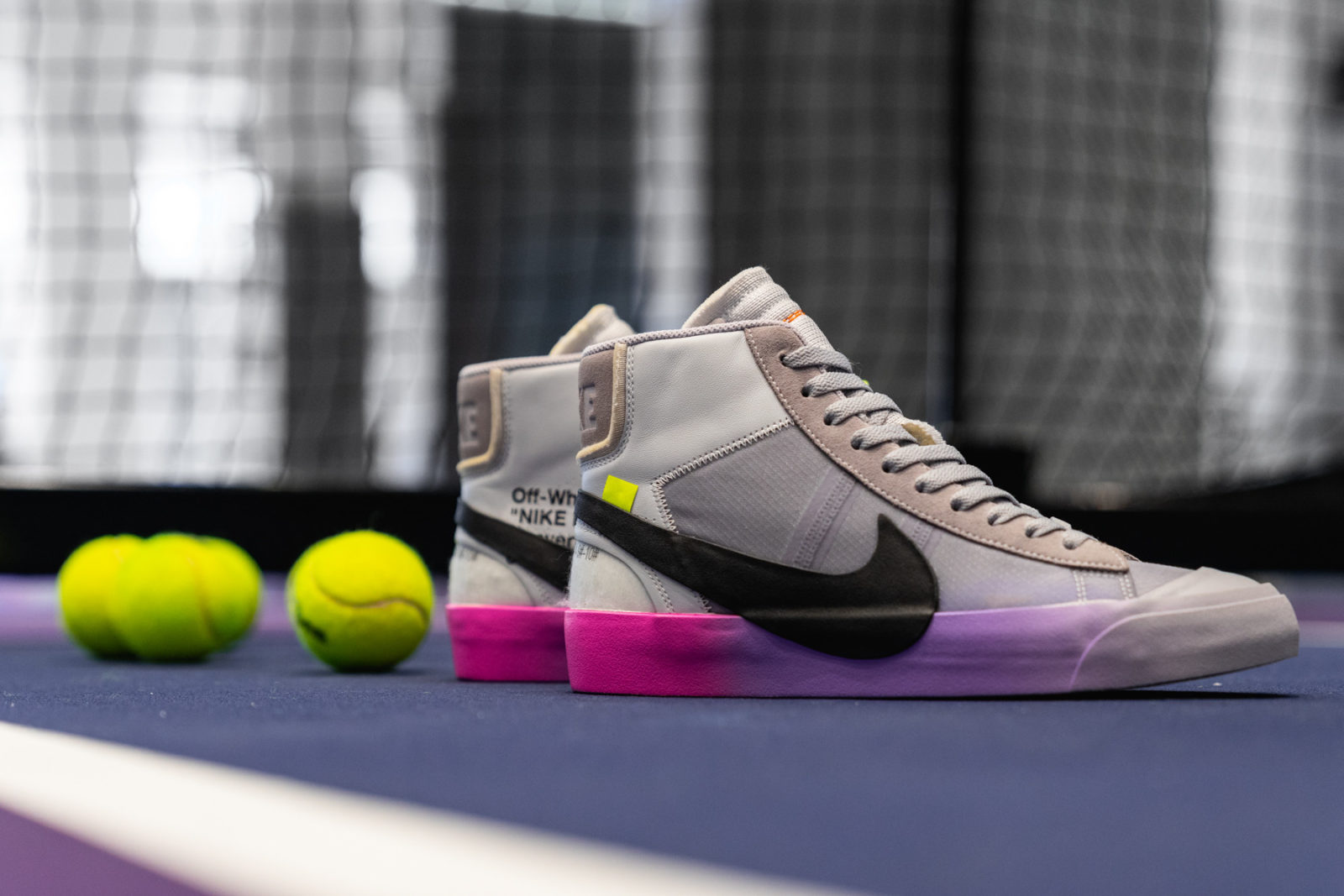 nike blazer off white serena williams
