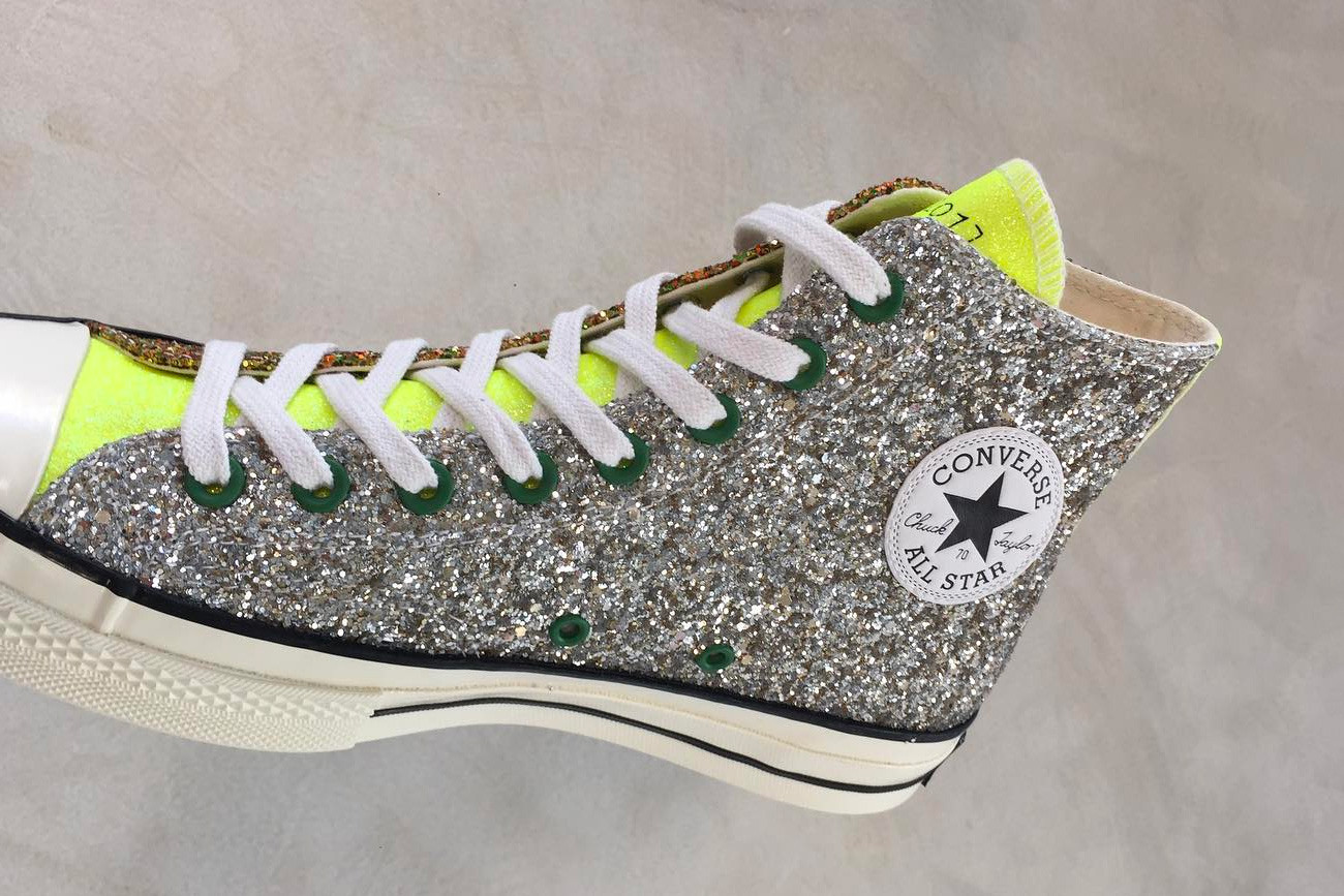 J.W. Anderson And Converse Collide Again With A Bold Sole