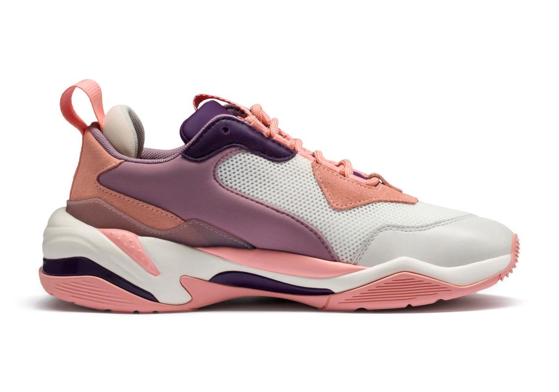 The PUMA Thunder Spectra Gets A Pastel Pink Makeover | The
