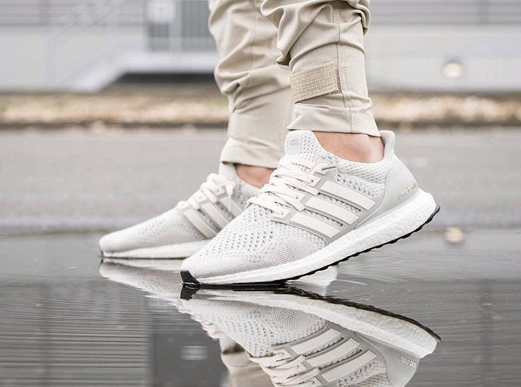 The adidas Ultra Boost 1.0 'Cream White