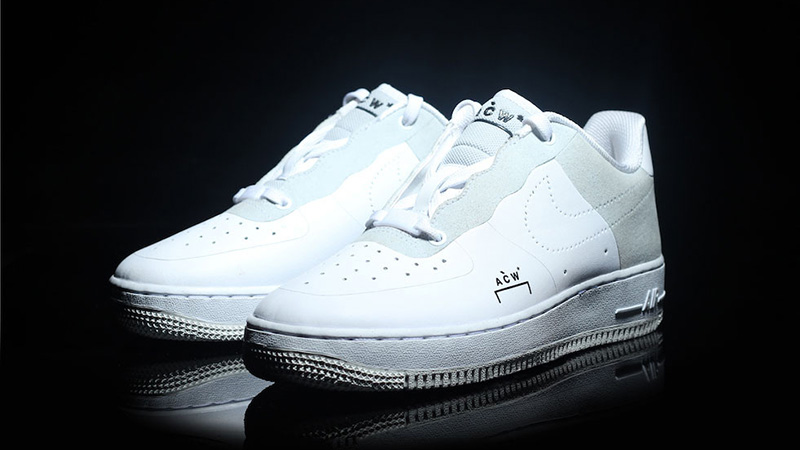 A COLD WALL x Nike Air Force 1 Low White