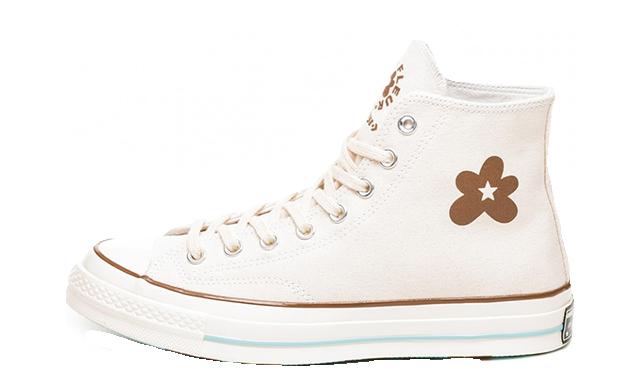 Converse Golf Le Fleur x Converse Chuck 70 Hi White 163170C
