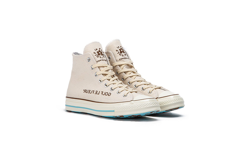 Converse x Golf Le Fleur Chuck Taylor 70 Hi White - Where To Buy