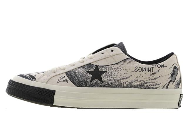 Converse x Tyler Artist Series One Star White Multi 164533C