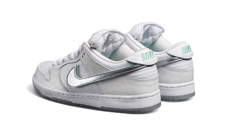 Diamond Supply Co x Nike SB Dunk Low White - Where To Buy - BV1310