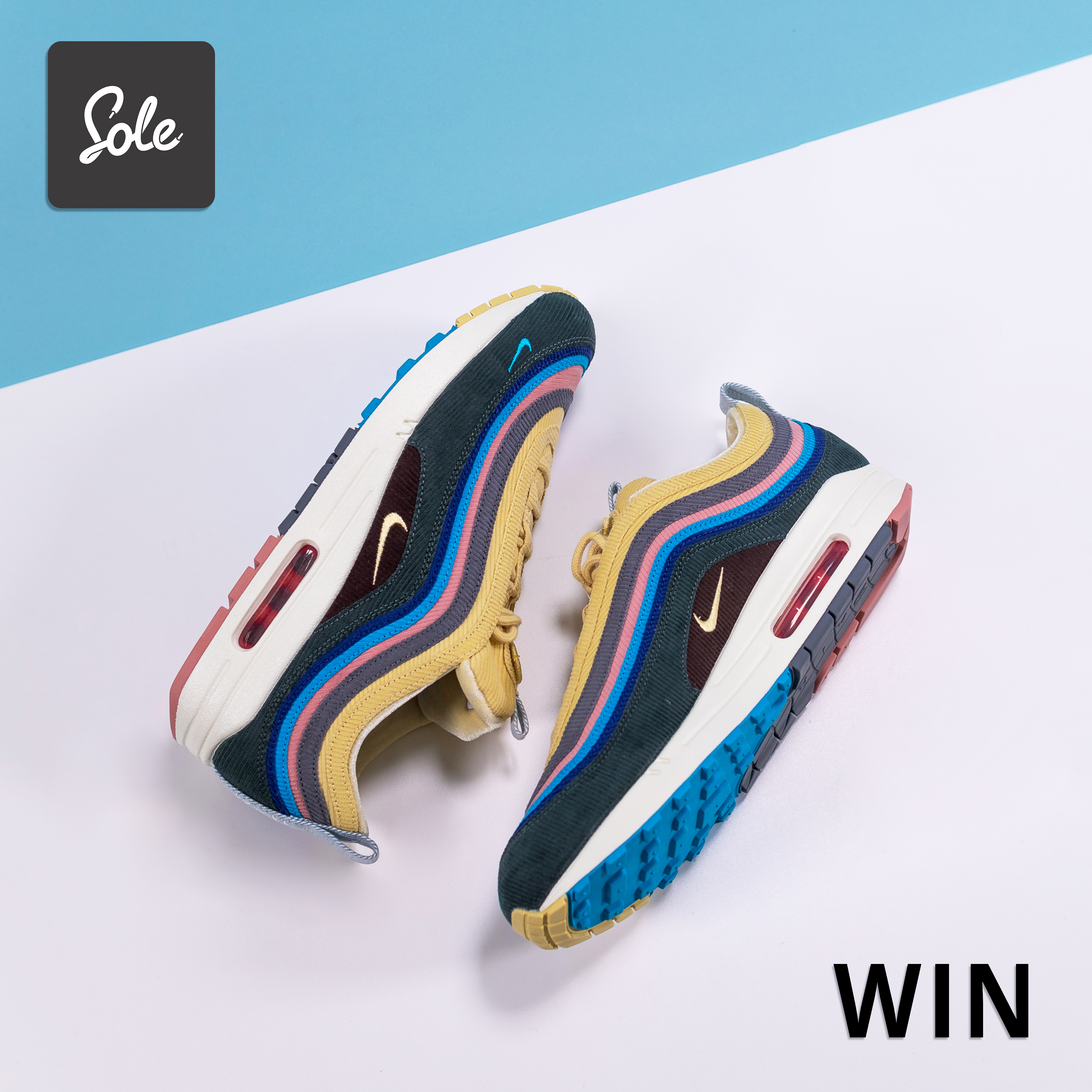 WIN A Pair Of Sean Wotherspoon x Nike Air Max 971 | The